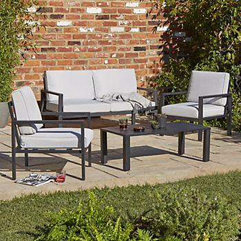 Metal Outdoor Patio Furniture Sets Used Wrought Iron