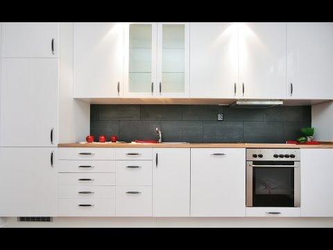 Metal Kitchen Cabinets - Modern Kitchen Cabinets - YouTube
