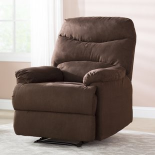 Microfiber Recliners You'll Love | Wayfair