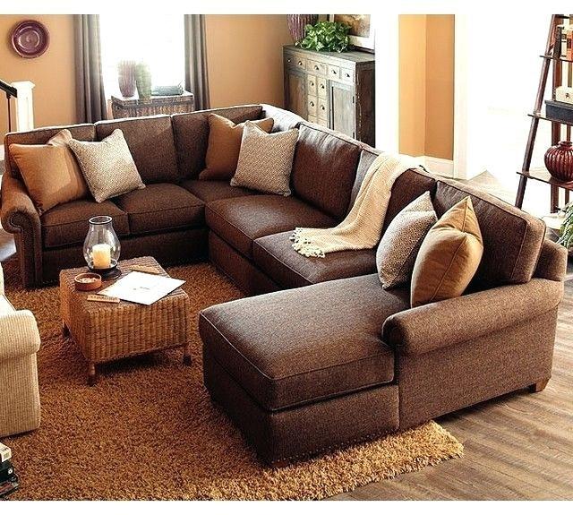 Agreeable Lovely Microfiber Sectional Sleeper Sofa Espan, Microfiber