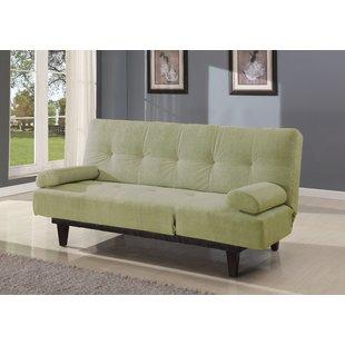 Sage Green Microfiber Sofa | Wayfair