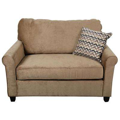 Microfiber - Sofa Bed - Sofas & Loveseats - Living Room Furniture