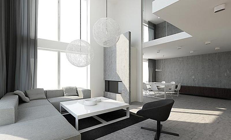 15 Minimalist Living Room Design Ideas - Rilane