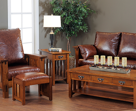 Mission Motif | Custom Mission Style Furniture USA