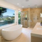 Best design ideas for making a modern   bathroom