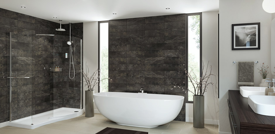 Redesign your bathroom with the different   modern bathroom ideas