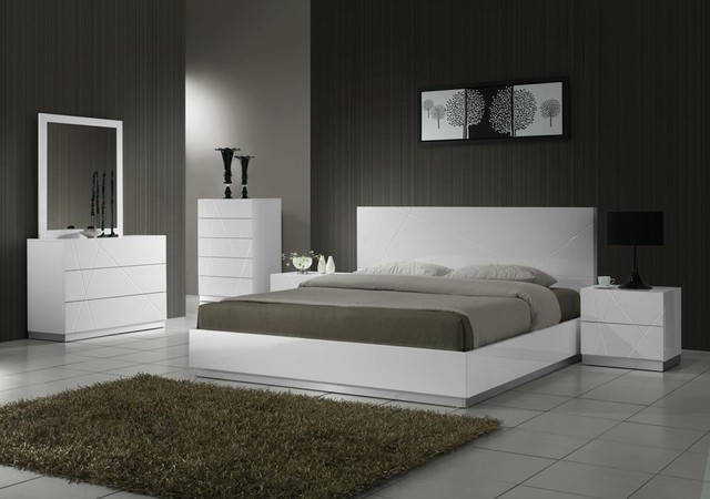 Luxury Modern Bedroom Furniture | Small House Plans Modern