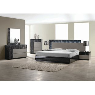 The distinct trends in modern bedroom   furniture sets