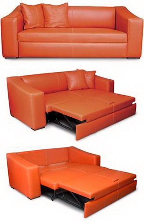 Modern Comfortable Sofa Beds | uniquely furnishing | Pinterest