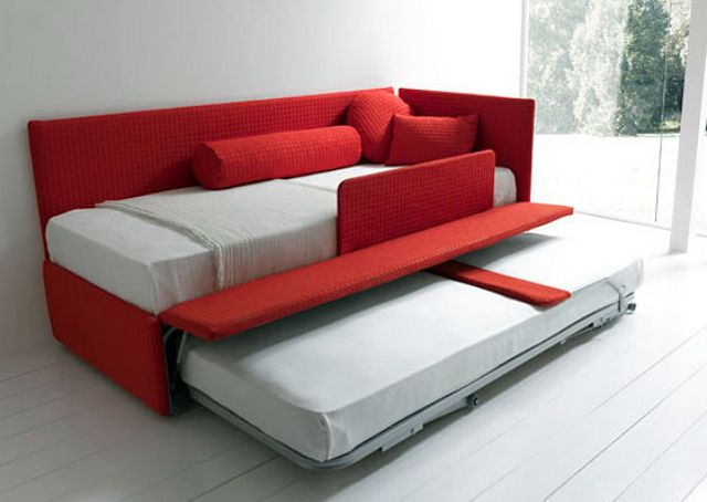 Get the 2-in-1 service with comfortable   sofa beds for you room