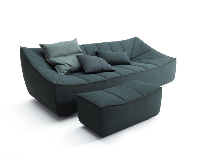 Trendy Comfortable Modern Sofa | Home Furniture