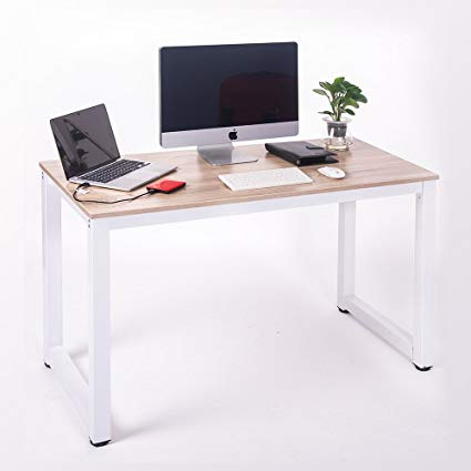Amazon.com: Merax Modern Simple Design Computer Desk Table