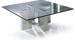 modern glass coffee table - Cool Coffee Tables Styling and