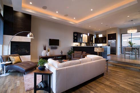 Upgrade of home Beautification: Modern   home décor