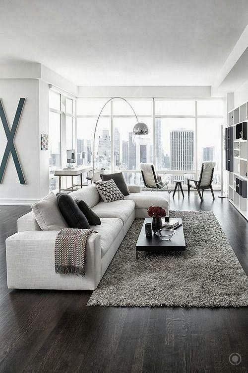 21 Modern Living Room Decorating Ideas | Home Decor | Modern
