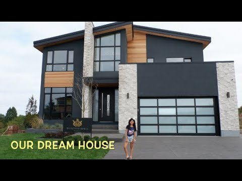 DREAM HOUSE | MODERN | CONTEMPORARY HOUSES TOUR - YouTube