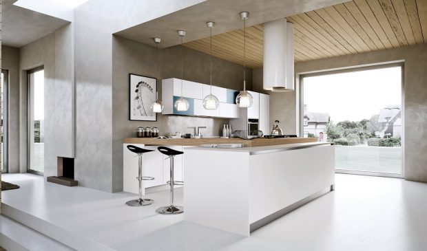 52 Beautiful Wondrous Kitchen Island Pendant Lighting White Modern