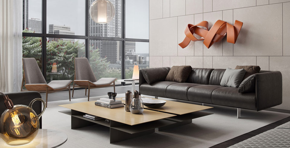 Contemporary Modern Living Room Furniture | Sets Living Room