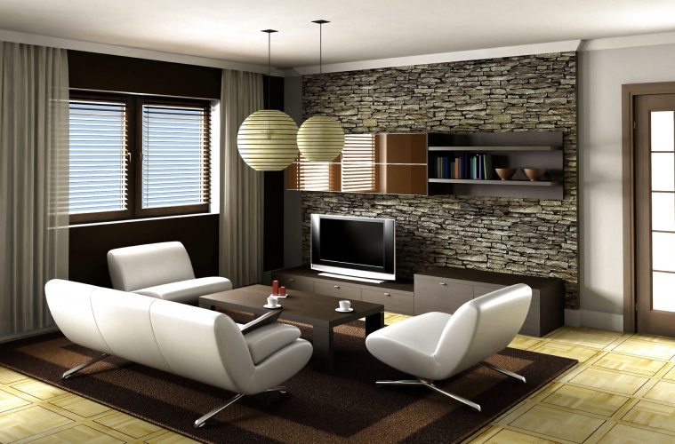 16 Modern Living Room Furniture Ideas & Design - HGNV.COM