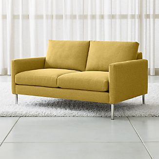 Modern Loveseats | Crate and Barrel