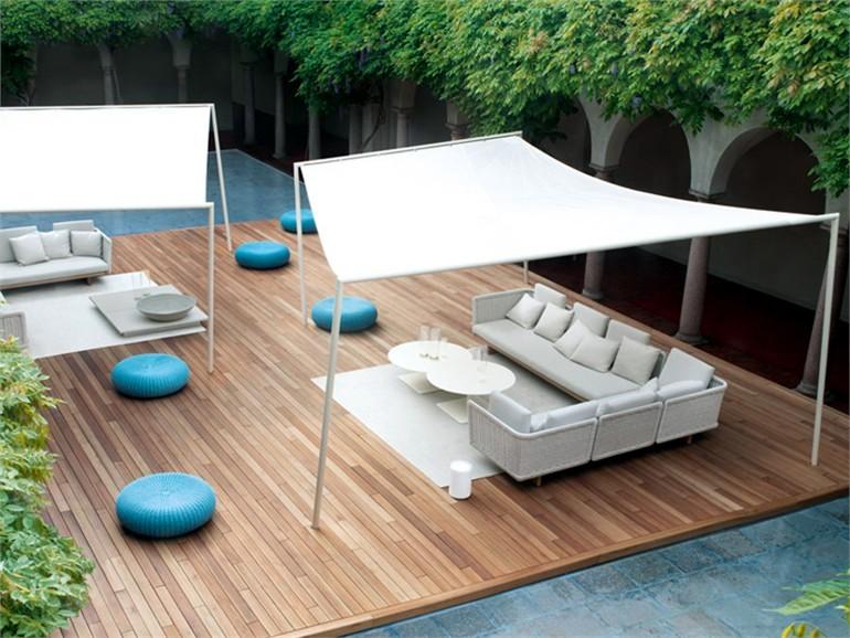 Modern Patio Furniture | Interior Design Ideas - Ofdesign