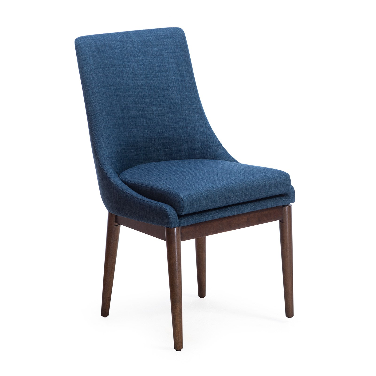 Belham Living Carter Mid Century Modern Upholstered Dining Chair