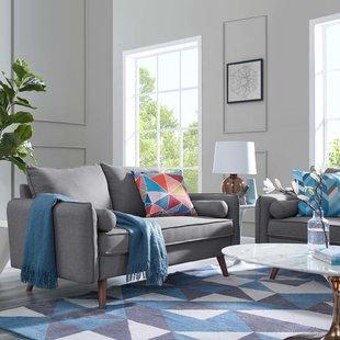 Modern & Contemporary White Living Room Furniture | AllModern