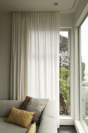 houzz window treatments | Pin it Like Website | Track window