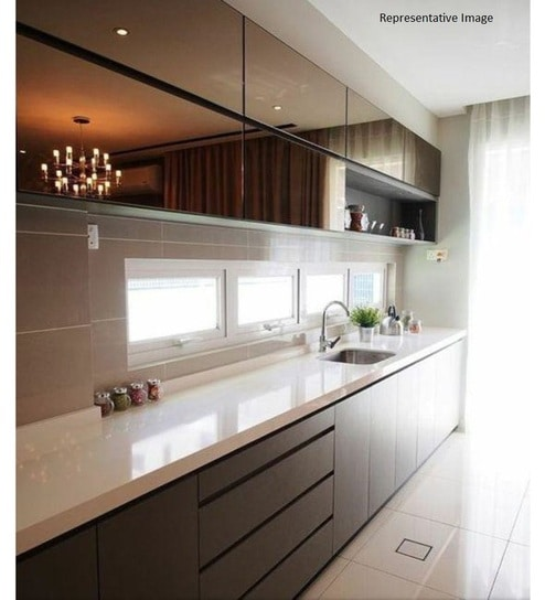 Buy Customized Modular Kitchen for Mr Tony Elavia Online - Modular