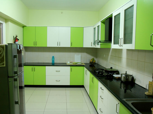 Sri Venkateswara modular kitchen | interior designer in salem