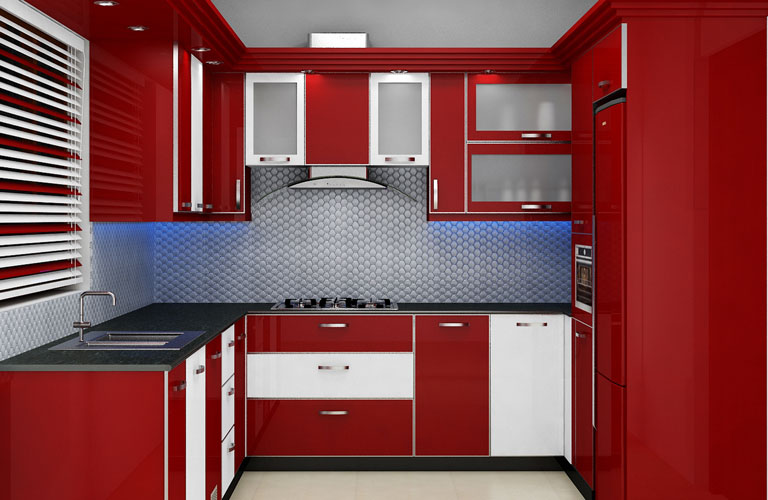 Book best rated Modular Kitchen professionals in bangalore - Truneto