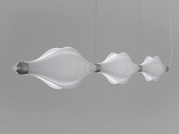 Undulus - Modular Lighting System - Jarvie-Design