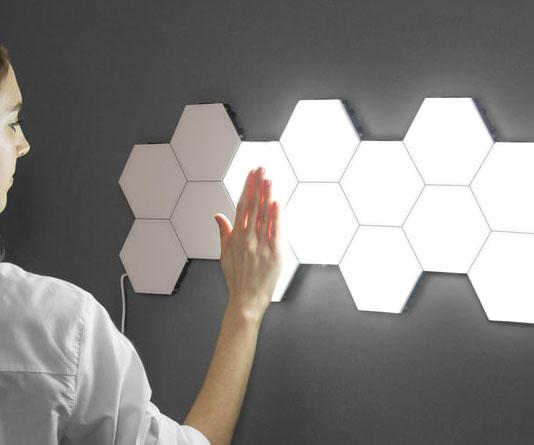Designs in Modular Lighting