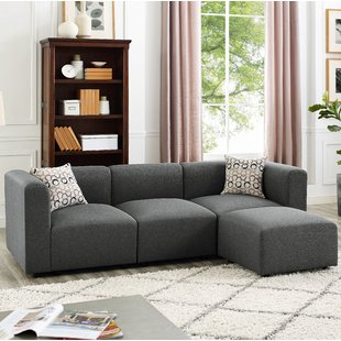 Features of modular sofas sectional