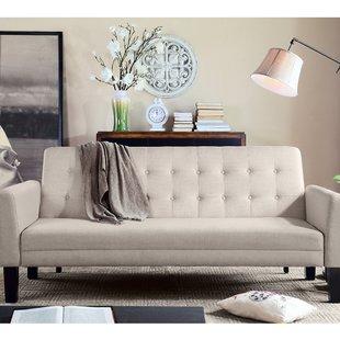 Narrow Apartment Size Sofas | Wayfair