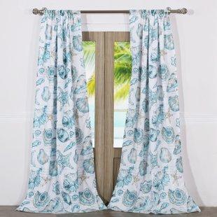 Nautical Bedroom Curtains | Wayfair