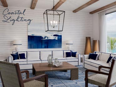 Coastal Home Decor & Nautical Furniture - Lighting, Nautical