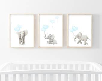 Nursery art print | Etsy