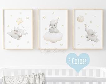 Inspiring and Cute Nursery Wall Art