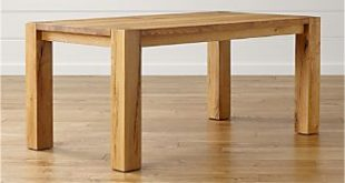 Oak Dining Tables | Crate and Barrel