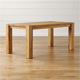 Prodigious oak dining tables for your   home