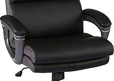Staples Rockvale Luxura Office Chair, Black | Staples
