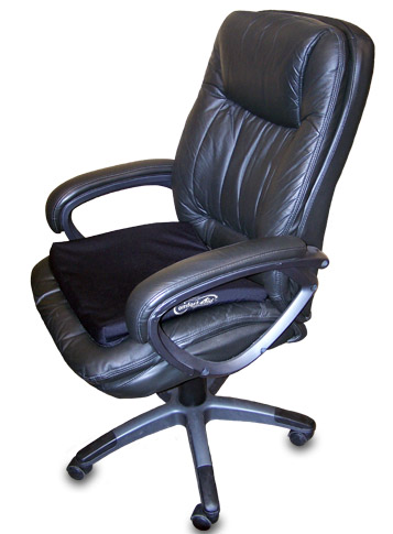 Comfort Aid Flat Office Chair Cushion - FREE Shipping