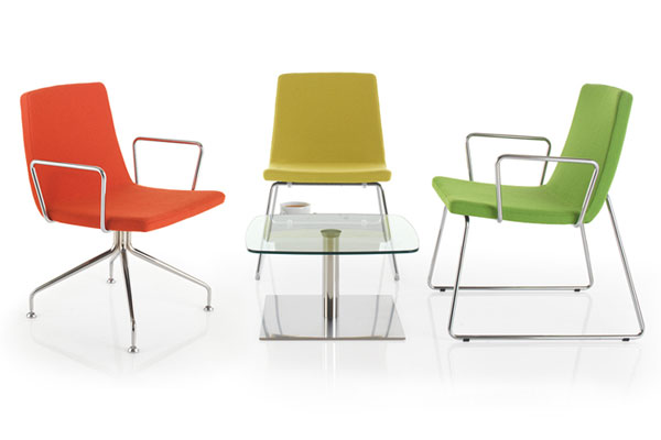 Office Reception Seating | Modern Reception Seating