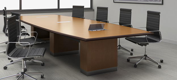Which Table Is Better For Your Office Round Or Rectangular? | Office
