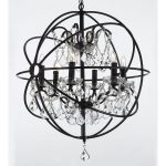 Orb chandelier best lighting option for   you