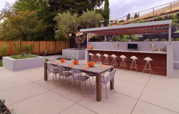 15+ Outdoor Bar Designs, Ideas | Design Trends - Premium PSD, Vector