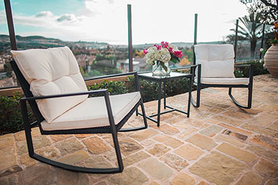 7 Best Outdoor Bistro Sets - European Elegance and Style