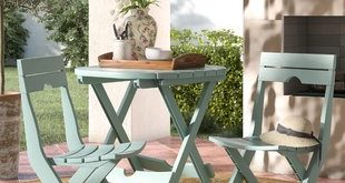 Outdoor Bistro Sets You'll Love | Wayfair