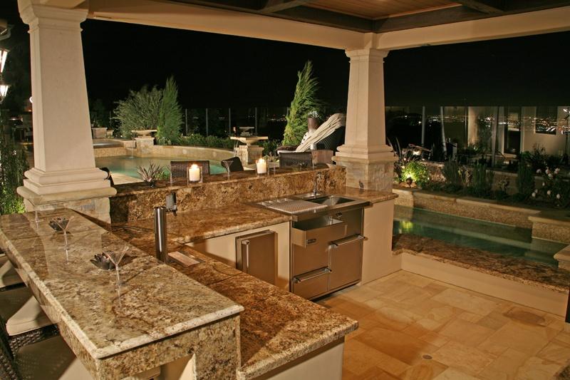 LA & Orange County Custom Outdoor Kitchen Design - Dreamscapes